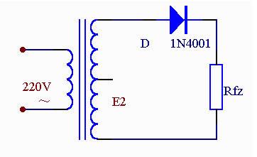 整流,就是把交流电变为直流电的过程.利用具有单向导电特性的器件图片
