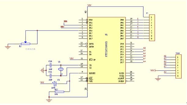 数控直流稳压电源的设计 论文程序电路图全套资料图片