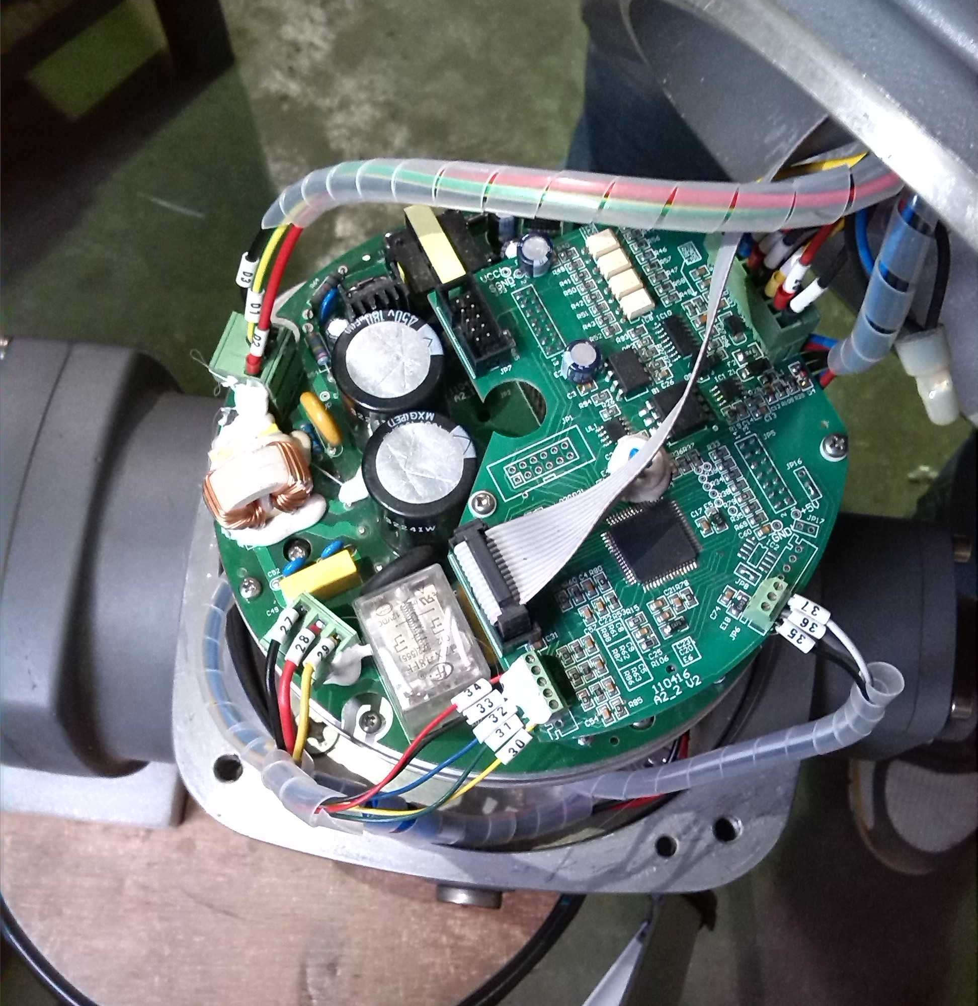智能电动阀门执行器