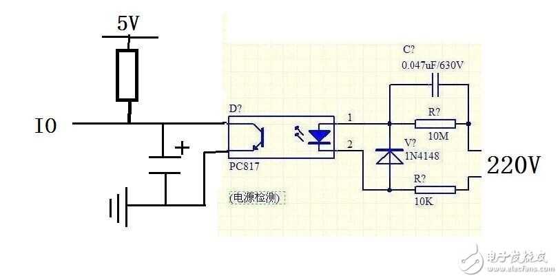 过零检测电路中单片机检测过零有抖动如何解决 有电路图 STM32 STM图片