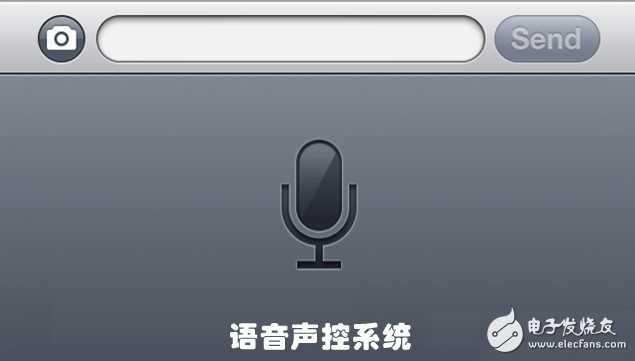 手机下一个革命:声控技术