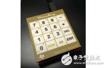 采用 LDC1314 电感数字转换器的 16 按钮感应按键参考设计