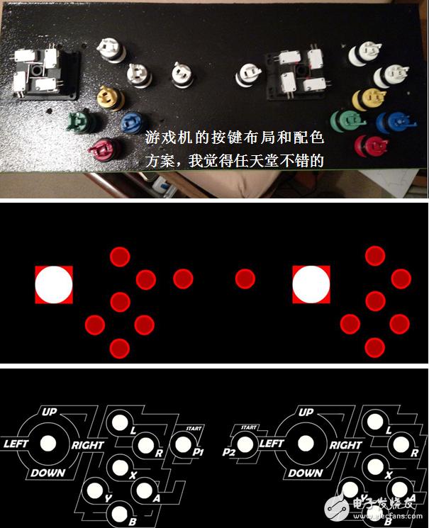 Multi-Cade:树莓派游戏机(二)——控制板