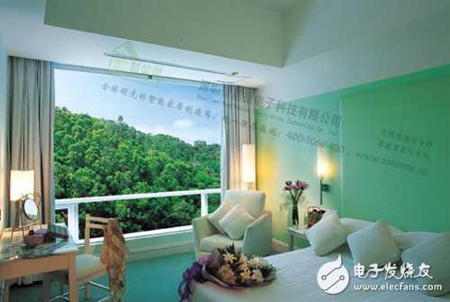 家居智能灯光方案带你寻找最美丽的风景