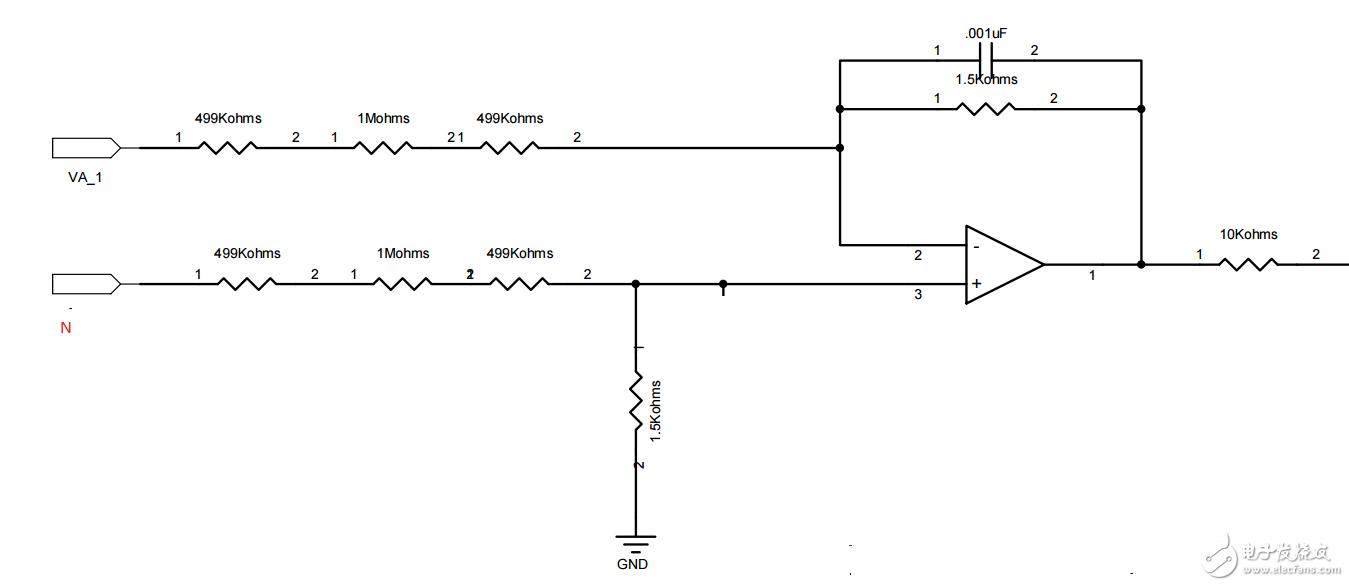 个困扰我的差分交流电压采样的问题图片