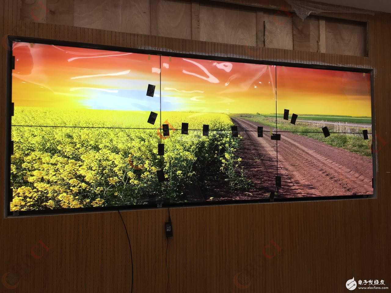博慈大屏幕视频墙监控显示系统入驻江苏盐城公交管理局