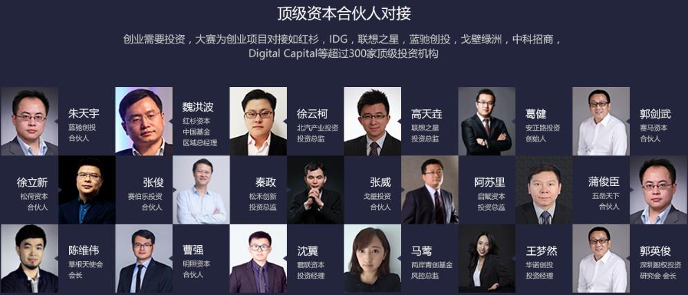 参加中国顶级创业大赛赢取千万创业奖金!