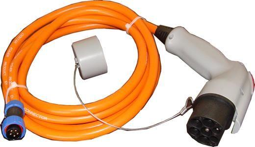 EV充电电缆和充电桩电缆如何受 电动汽车充电用电缆 影响高清图片