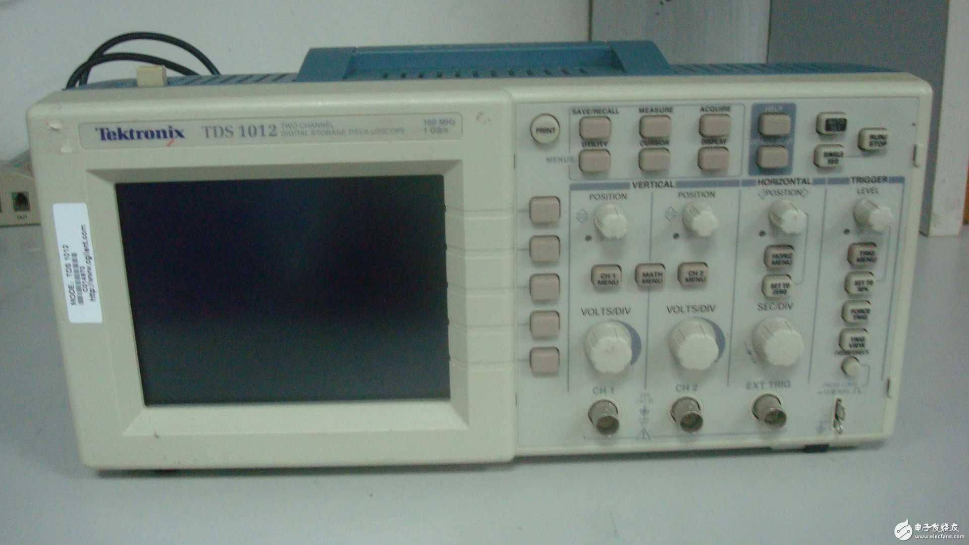 出售美国泰克TDS1012数字存储示波器 100M