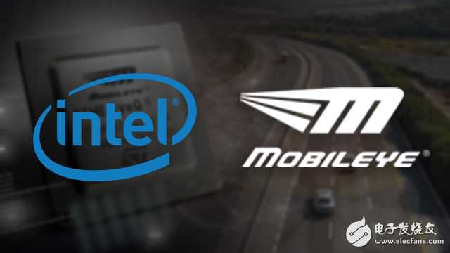 英特尔买下Mobileye:转型数据公司的开始