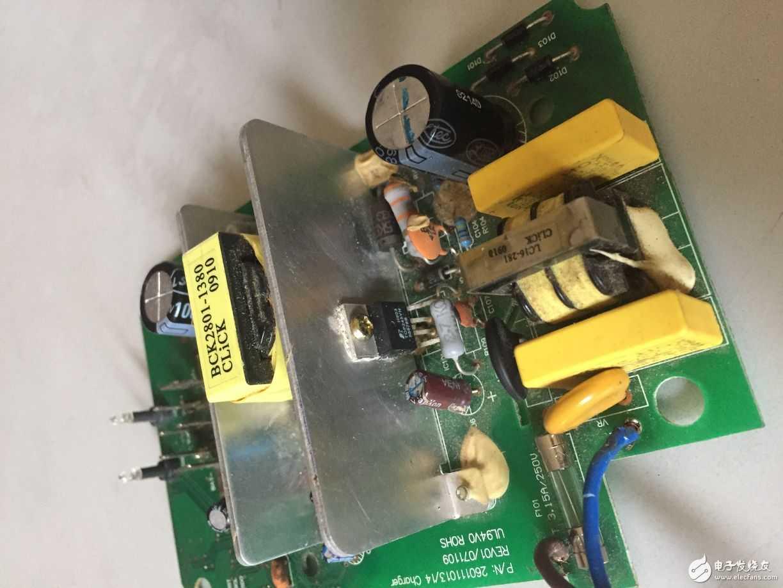 请教锂电充电器问题