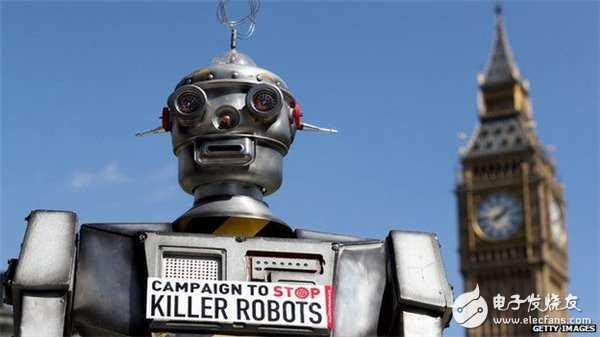 """马斯克等AI专家签公开信,要求联合国禁止""""杀人机器人"""""""