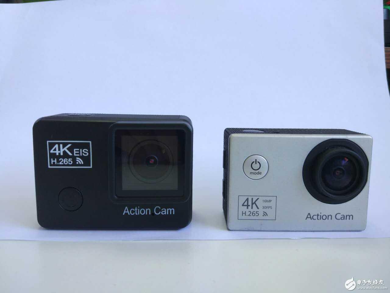 海思4K运功相机