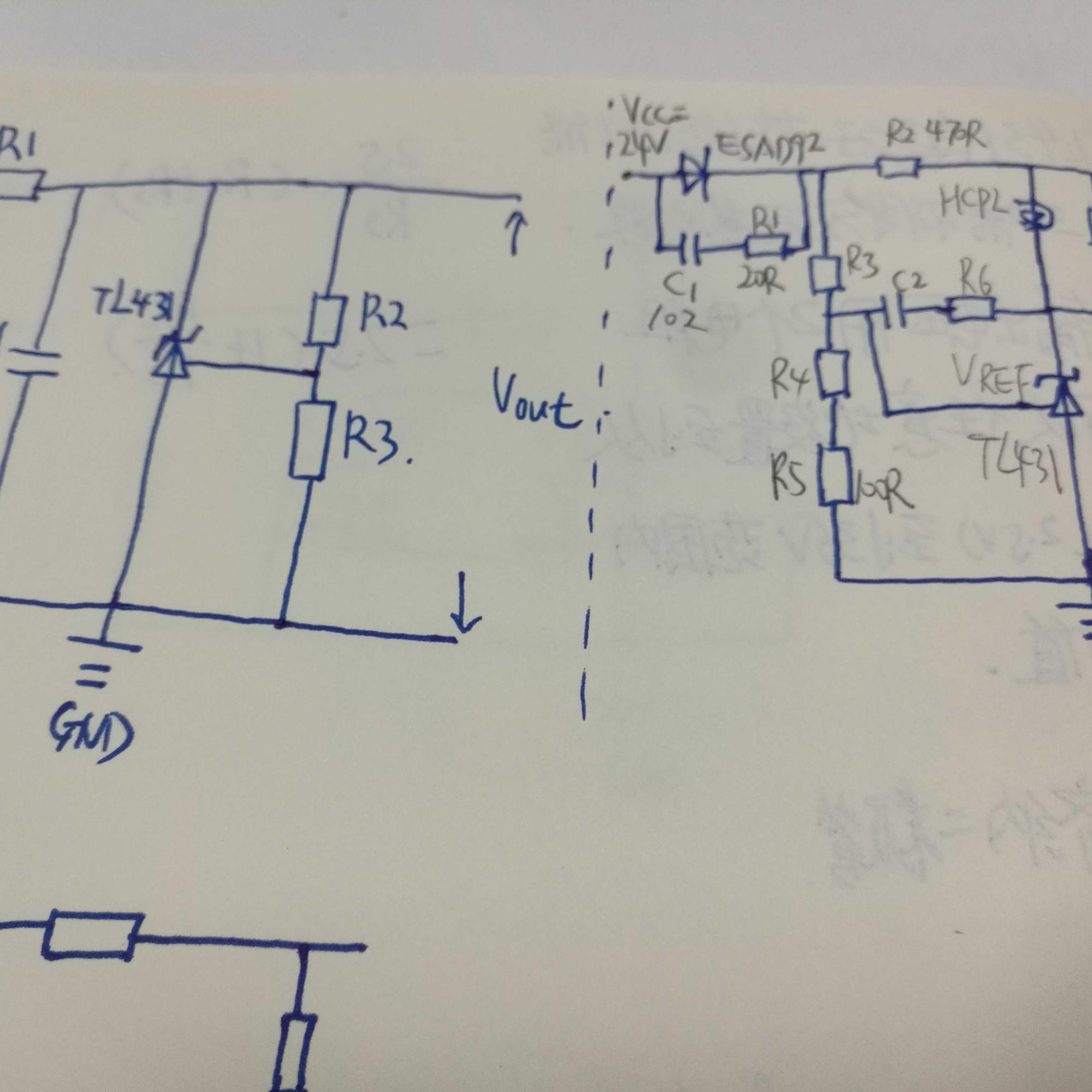 稳压器件TL431散问