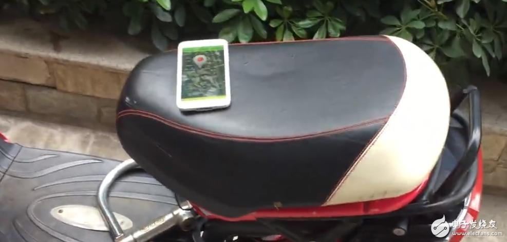 牛人自制电瓶车GPS防盗器,就是C51搞定