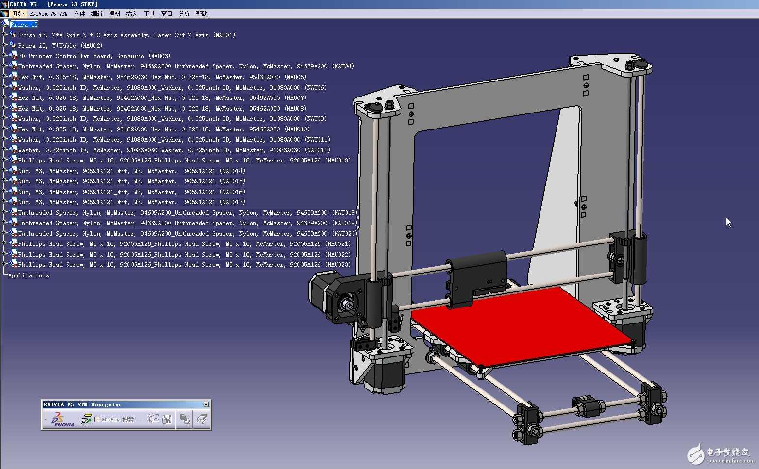 【TQ335XB_V2试用体验】3D打印系统设计与制作