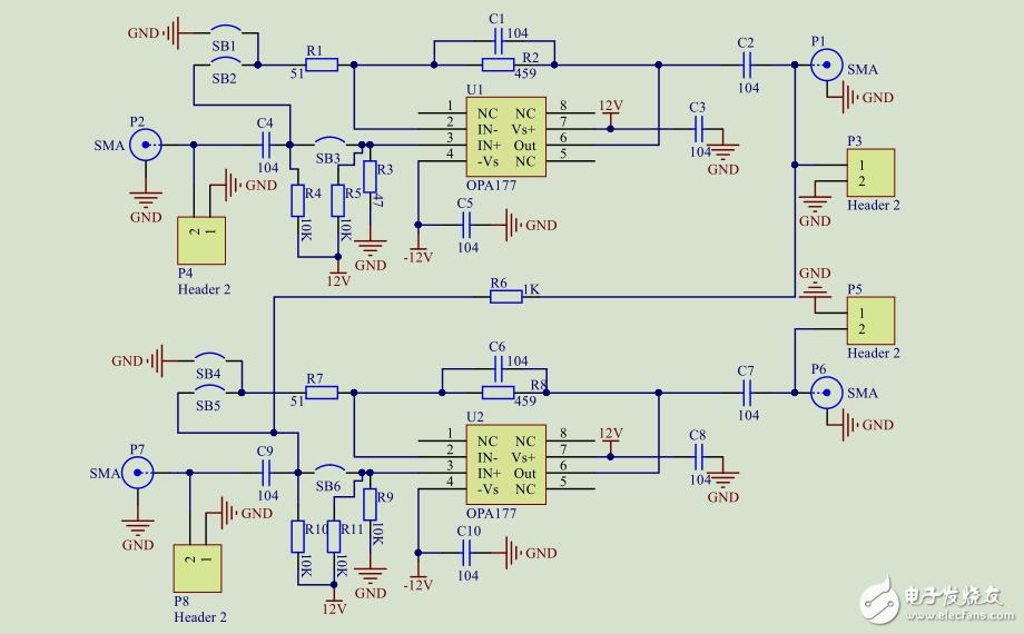 光电二极管产生的电流是直流呢还是交流呢?为什么我放大之后发生了偏置?