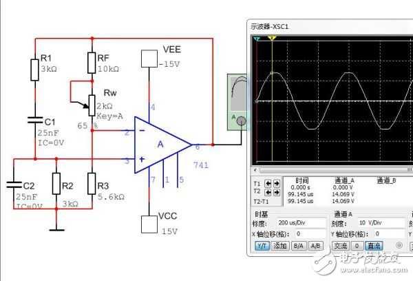 信号发生器电路原理