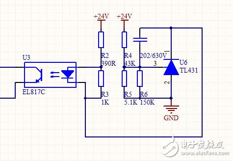 EL817C+TL431结合使用的疑问