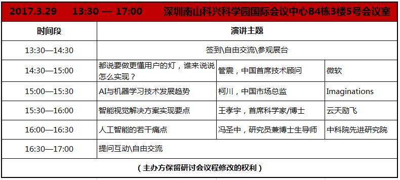 微软领衔人工智能大咖共同探讨AI与机器学习-【第一届中国AI与机器学习研讨会】