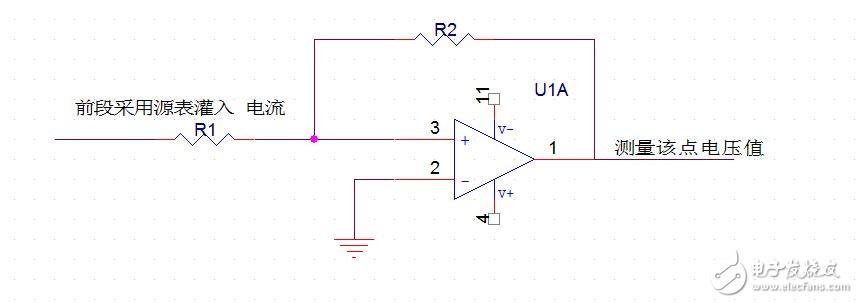 使用如图的电路去评判一个电阻的好坏是否合适