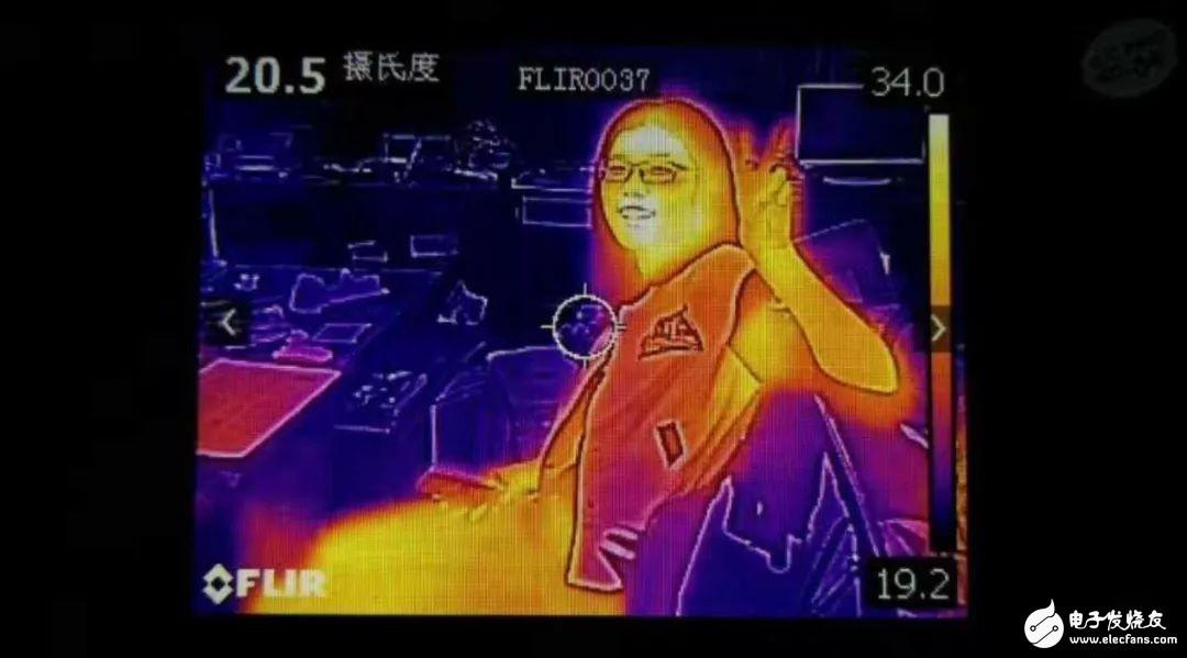 到底是什么黑科技,这个相机竟能拍下肉眼看不见的东西?