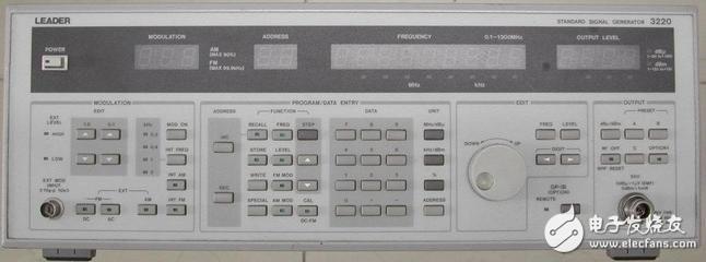 專業維修 LEADER 3220日本利達3220信號發生器二手信號源