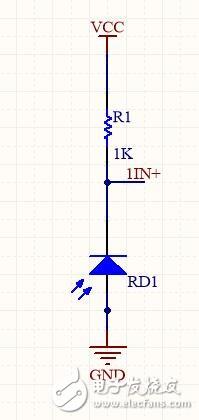 我需要使用红外接收二极管,去接收发射管发出的38KHz方波信号,请问红外接收二级管怎么使用?