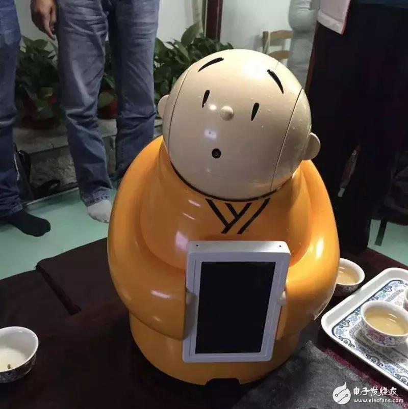 AI黑科技 | 机器僧带你领略不一样的佛系江湖