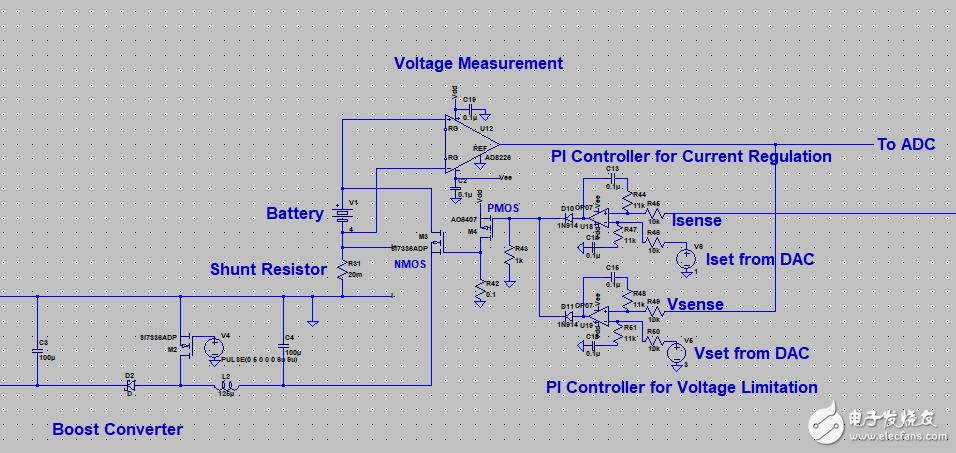 请教大家,单个干电池放电能量回馈电路的疑问