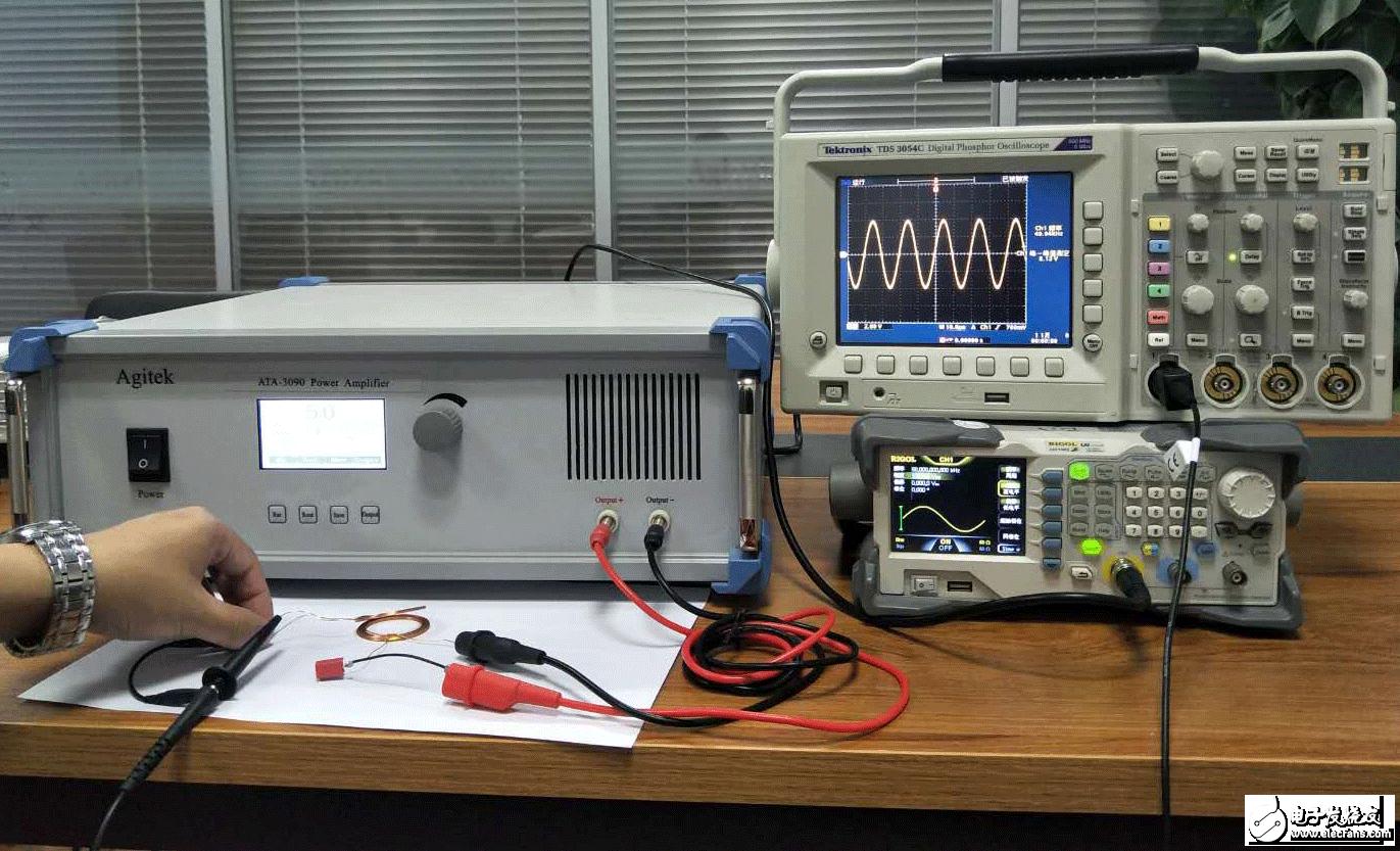 无线充电功率放大器Aigtek的应用