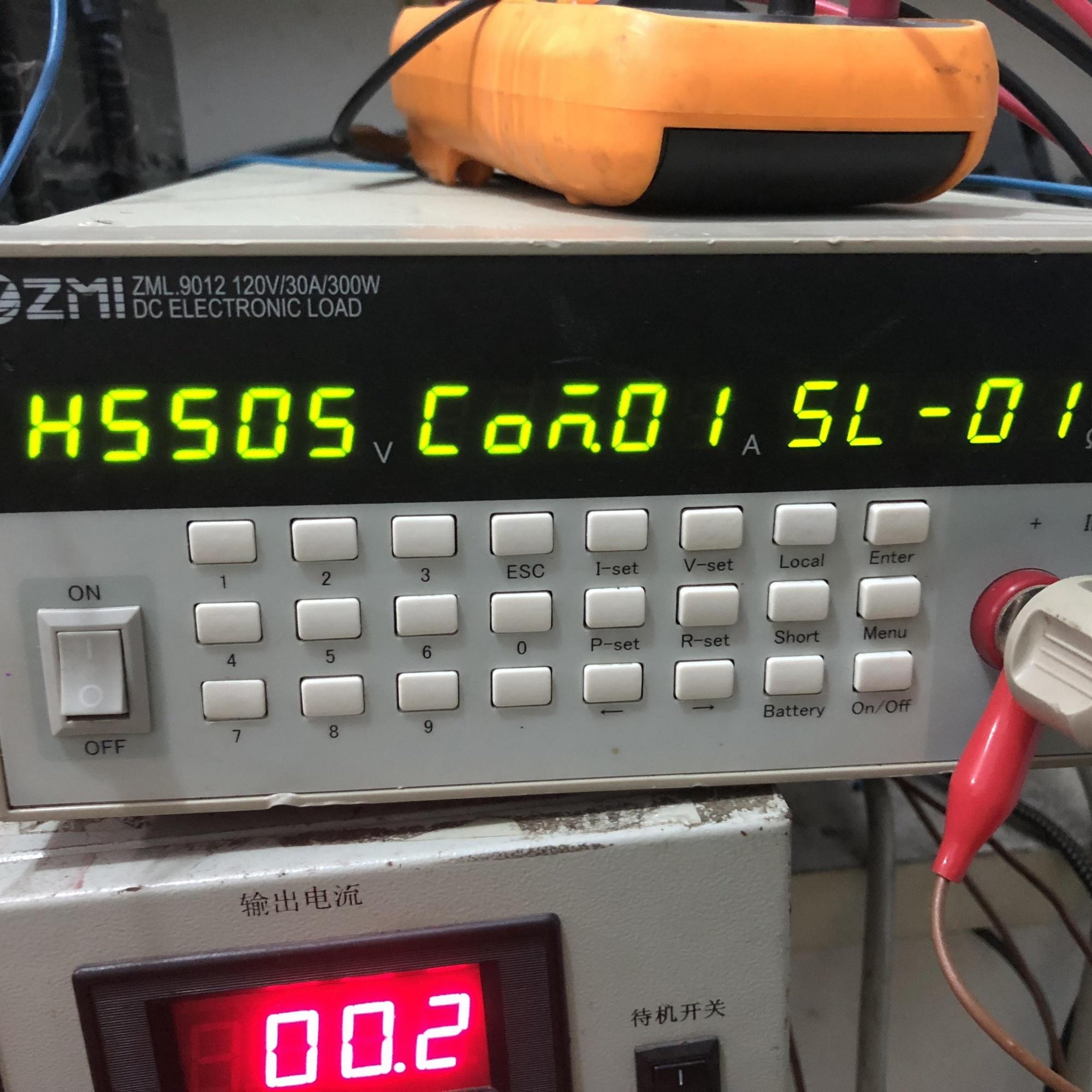 请问ZML 9012电子负载怎么测量电池容量?
