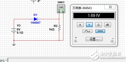 请问电子器件1N4007二极管为什么通直流电无效,通交流电有效?