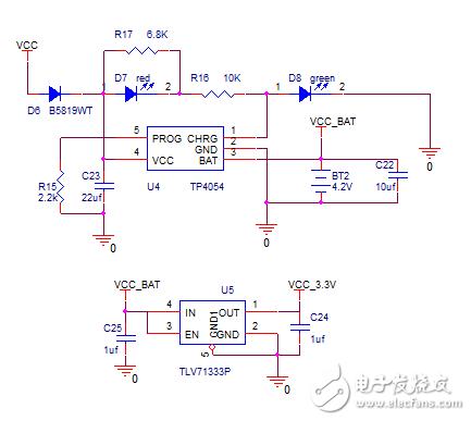 用TP4054做的锂电池充电电路,为什么充电的时候要插拔下才能充上电