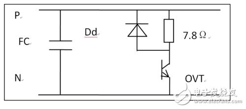 请教关于逆变器过压保护电路续流二极管的作用原理