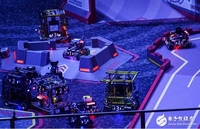 """黑科技加持2018机甲大师赛,机器人版""""王者""""大战来了!"""