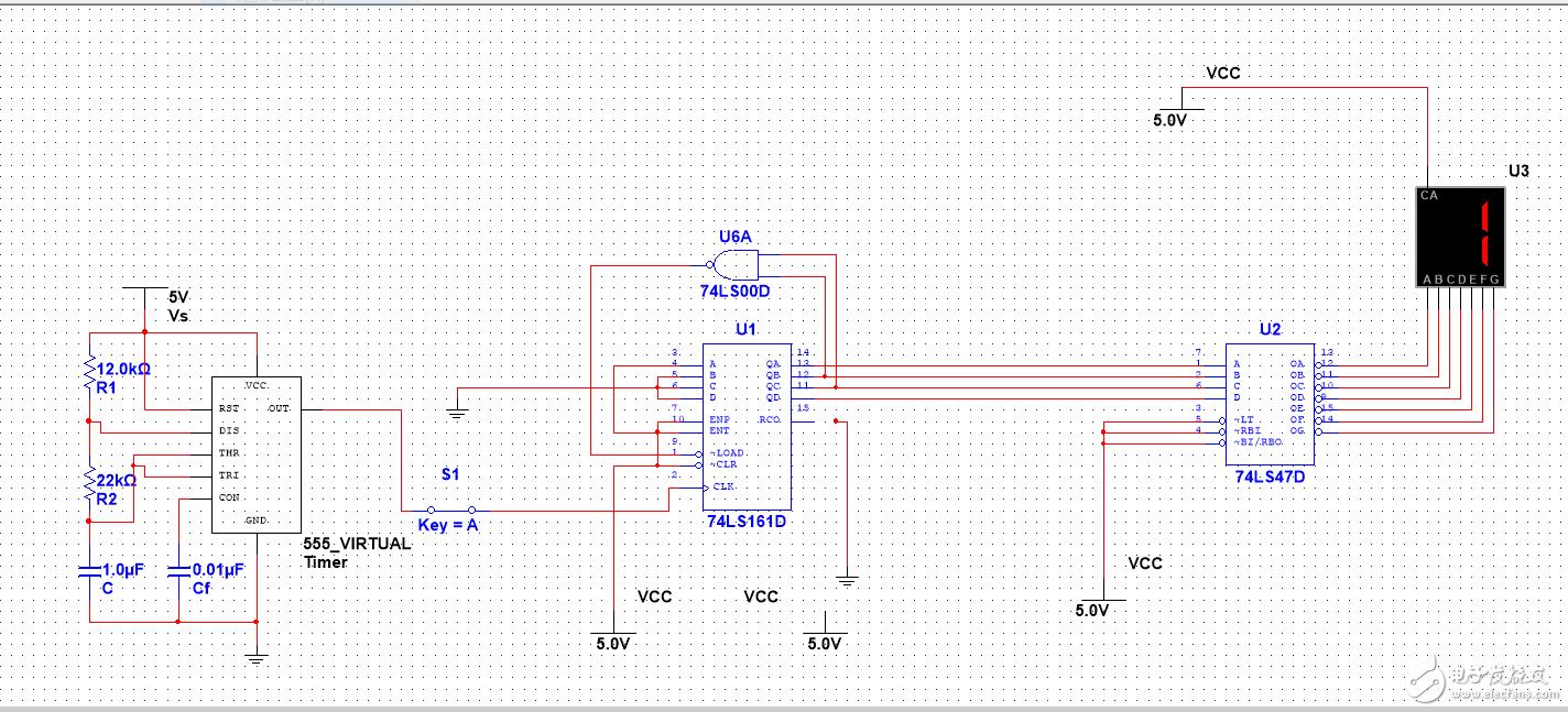 静态显示 数码管显示不完整,请问是什么原因?