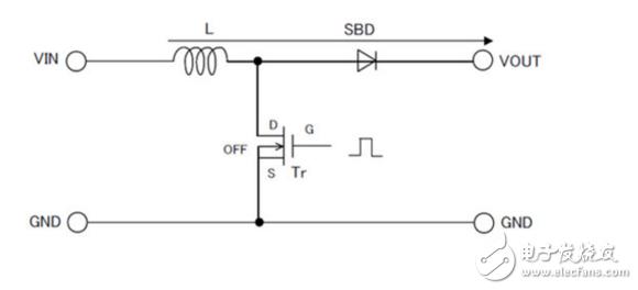请问电感升压电路为什么理论上可以升压到无穷高?