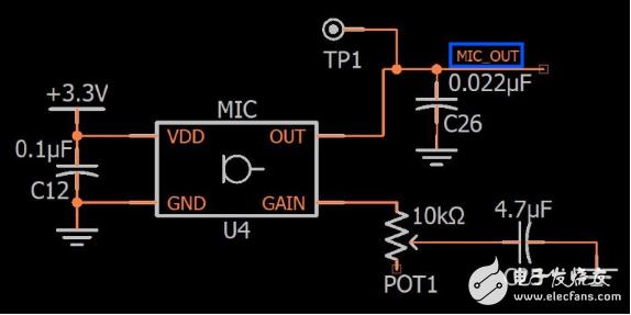 如何使用机器人录制和传输音频信号?