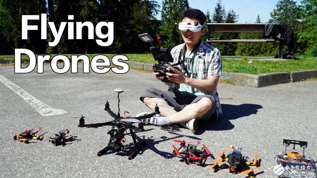 制作 2D 导航无人机比你想象的更容易