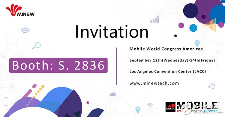 Minew將亮相2018美洲世界移動通信大會