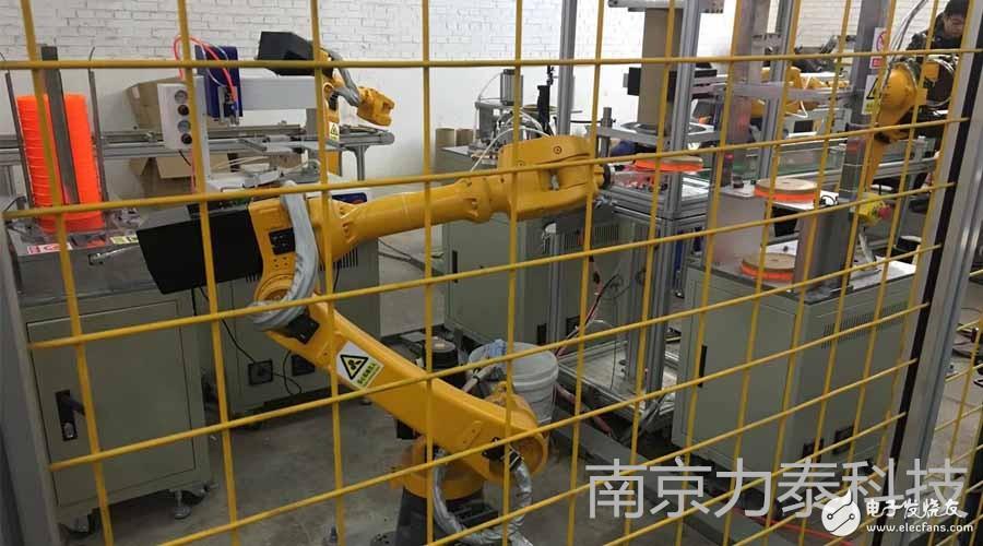 工业机器人在铸造中的作用
