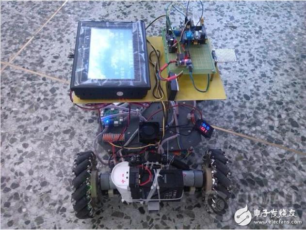 功能很强大的智能楼宇安防机器人设计(源码+设计讲解等)