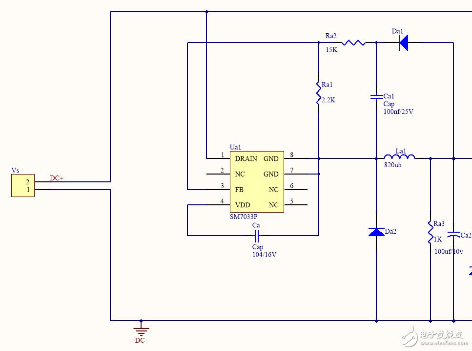 SM7033P芯片无法正常输出