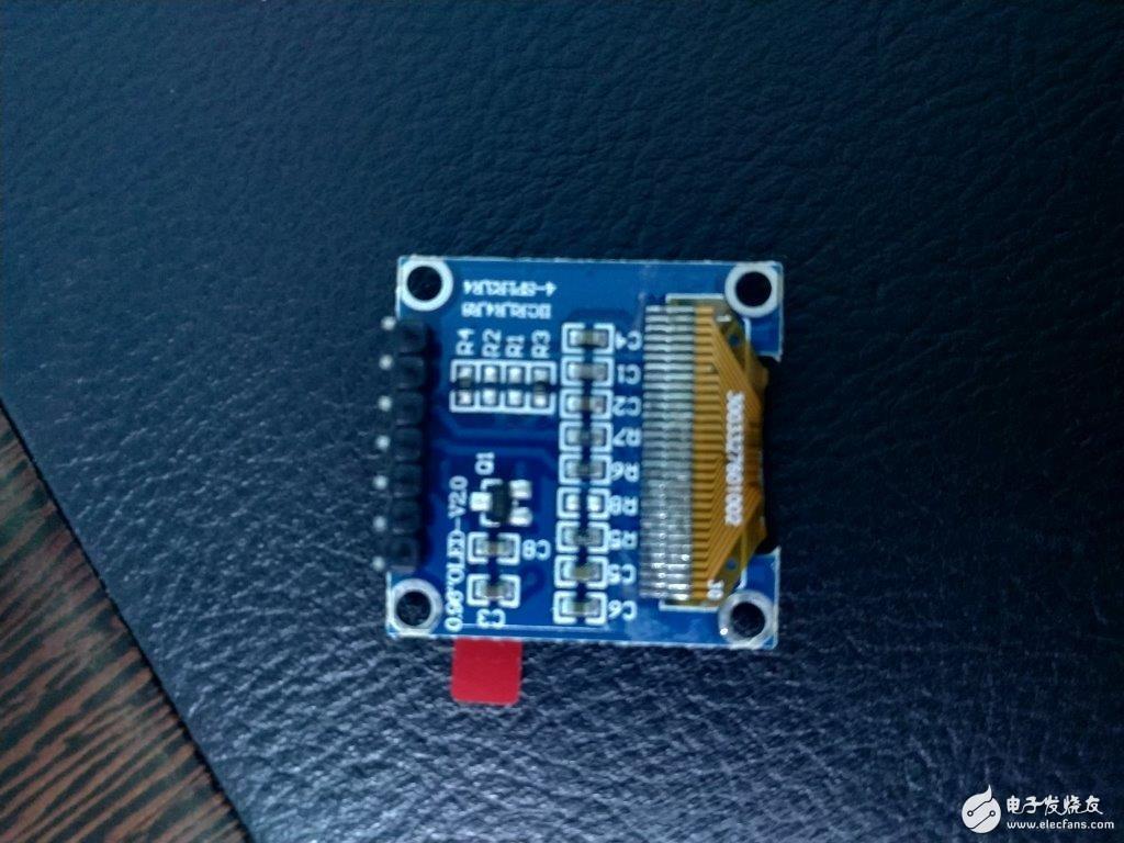 【GD32330C-START开发板试用体验】0.96寸OLED显示实验