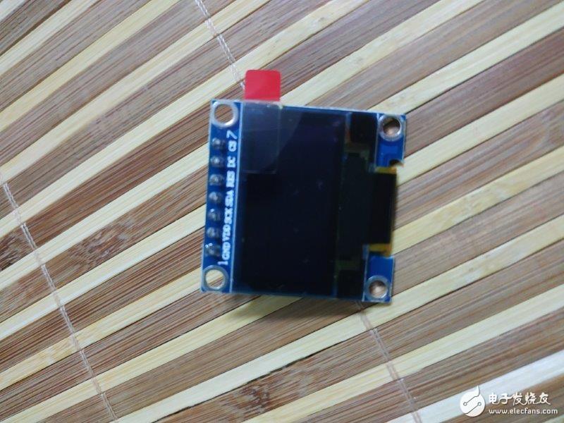 【STM32F103试用体验】OLED显示及DHT11温湿度测量实验