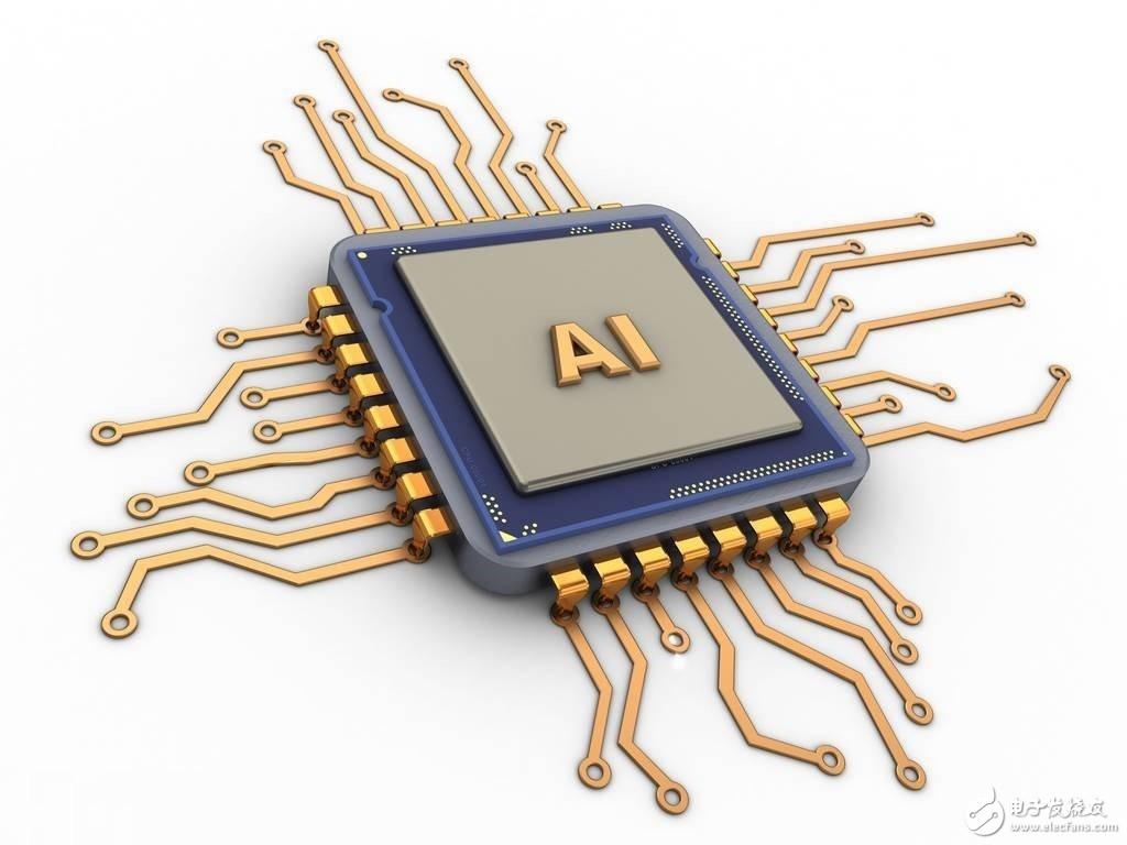AI智能芯片火熱,全芯片產業鏈都積極奔著人工智能去