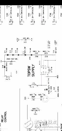 TOP210通电工作,但是变压器没有输出电源出来