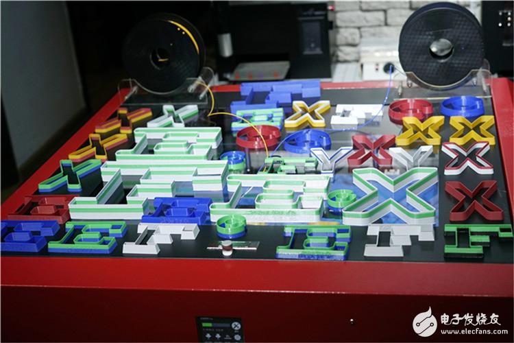 如何利用3D打印技术做发光字