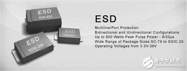 ESD保护二极管,3招助力您找到好的生产厂家